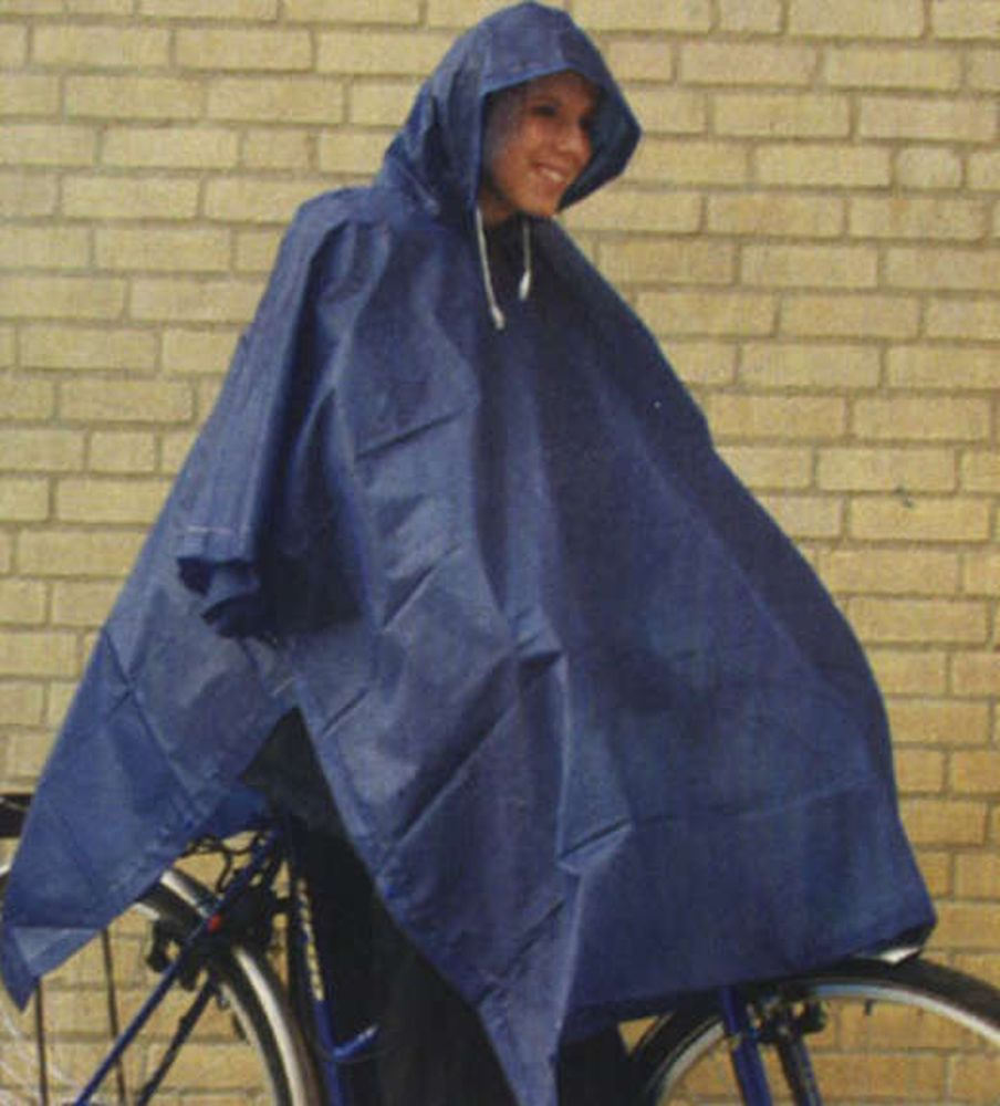 fahrradponcho fahrrad regenmantel poncho regenschutz. Black Bedroom Furniture Sets. Home Design Ideas