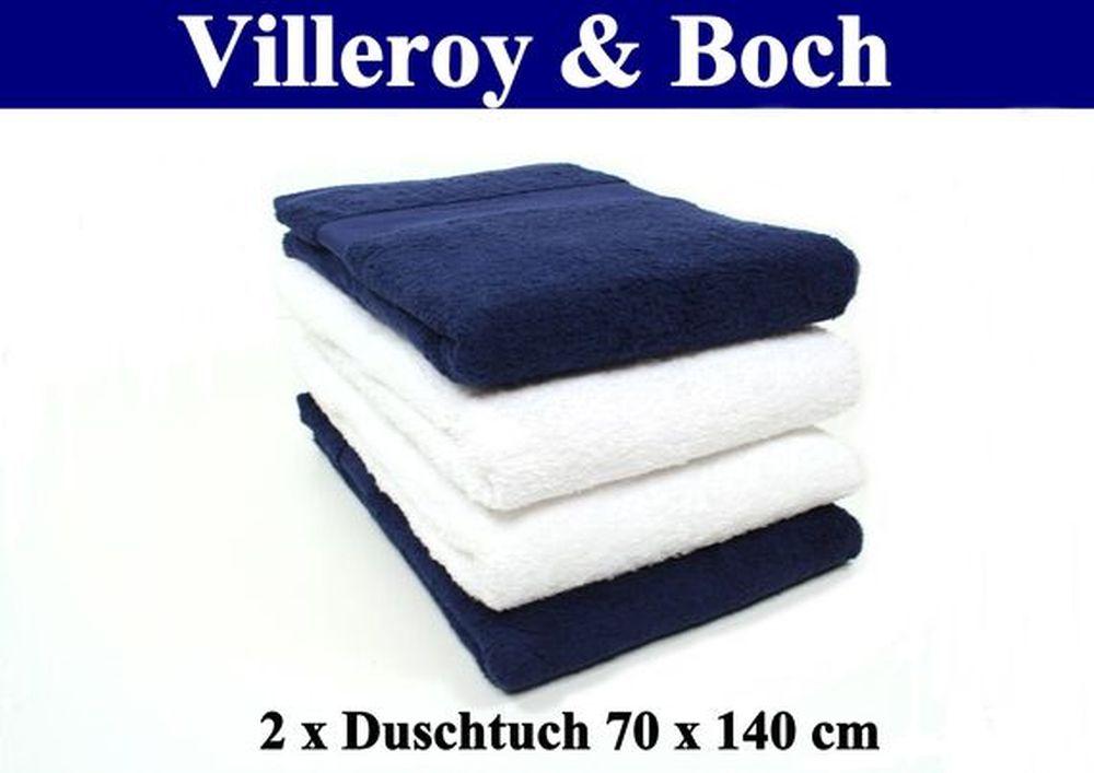 VILLEROY-amp-BOCH-BAD-TEXTILIEN-versch-SETS-5-Farben-V-amp-B Indexbild 3