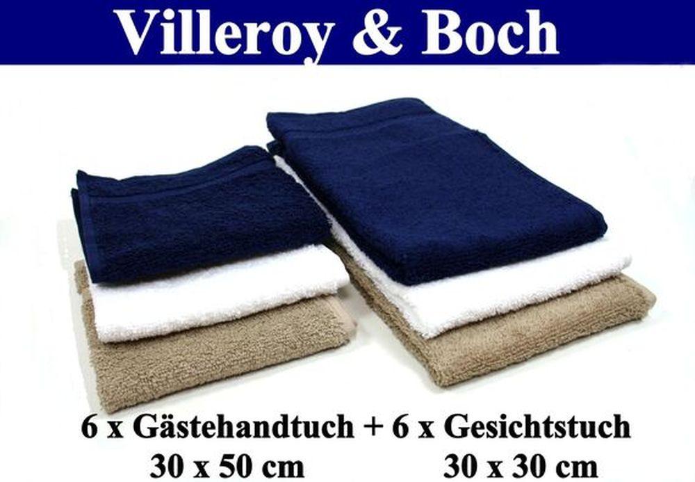 VILLEROY-amp-BOCH-BAD-TEXTILIEN-versch-SETS-5-Farben-V-amp-B Indexbild 6