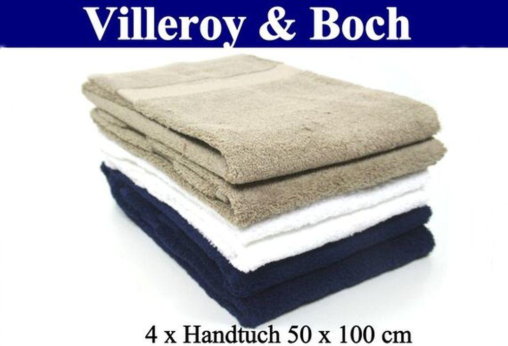 VILLEROY-amp-BOCH-BAD-TEXTILIEN-versch-SETS-5-Farben-V-amp-B Indexbild 4